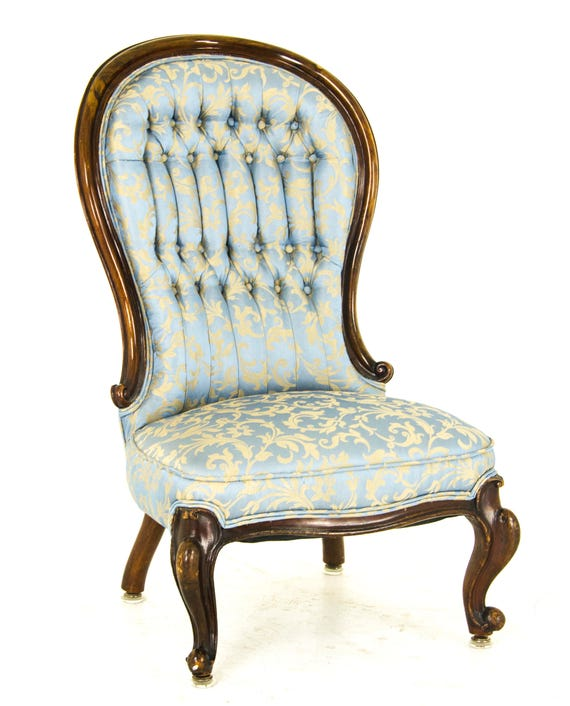 image 0 - Antique Arm Chair Ladies Chair Victorian Chair Scotland Etsy