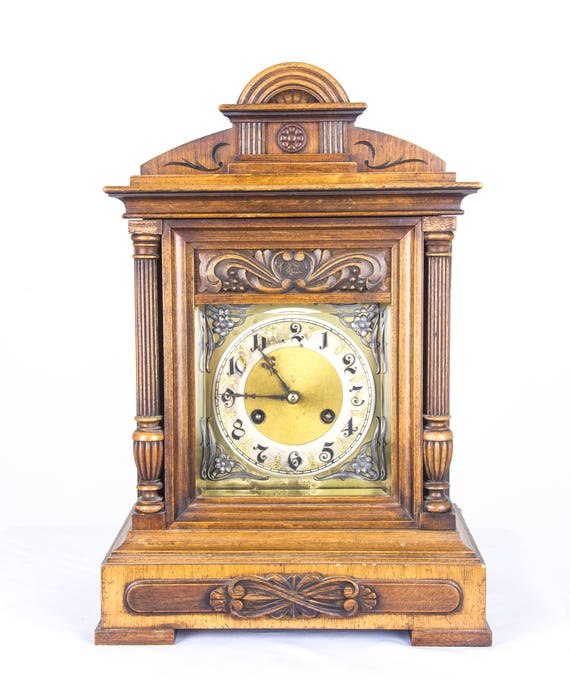 Etsy vintage mantel clocks