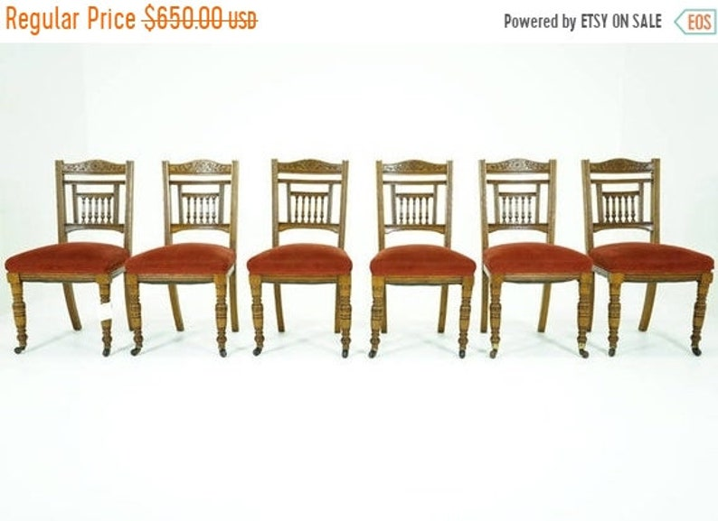 Outstanding Summer Sale Antique Dining Chairs Oak Dining Chairs Vintage Dining Chairs Victorian 1890 Antique Furniture B779 Reduced Alphanode Cool Chair Designs And Ideas Alphanodeonline