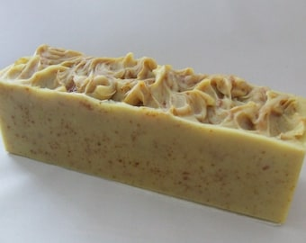 Soap By The Loaf - Honey & Hemp Shampoo and Body Bar