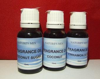 Creme Brulee Fragrance Oil **15mL**