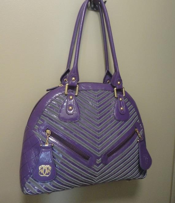 Vintage Sharif Large Handbag 16x12x5 - image 3