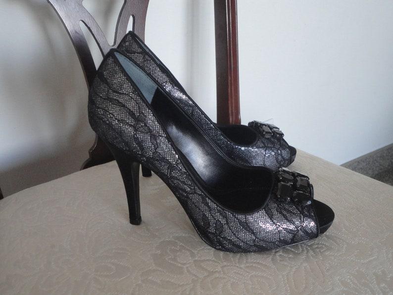 ab2fe480eb4f7 Vintage Nina Formal Shoes 8 1/2