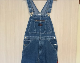 869223dd POLO Ralph Lauren Vintage 90's Dungarees Shorts Overall - very good  condition, size M (Tommy Hilfiger, LEE, Levis)
