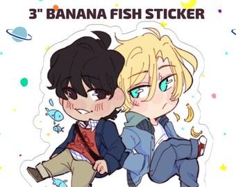 Banana Fish Etsy