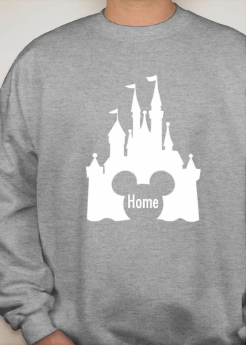 80df9227 Disney sweatshirt disney tshirt disney shirt disney home | Etsy