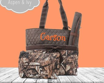 64f51e0d3 Camouflage Diaper Bag -Monogram Diaper Bag - Camo Diaper Bag - Personalized Diaper  Bag - Diaper Bag Boys - Baby Boy Diaper Bag - Camo baby