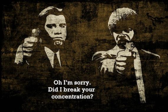 Pulp Fiction Zitate