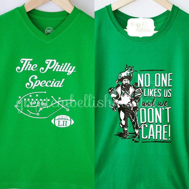 size 40 95ca8 cbc06 Kids Custom Philly Special Short Sleeve, Unisex Tee Shirt, Youth  Philadelphia Special, Philadelphia Eagles Superbowl Champs