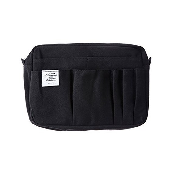DELFONICS inner Carrying M olive bag-in-bag Case from JAPAN
