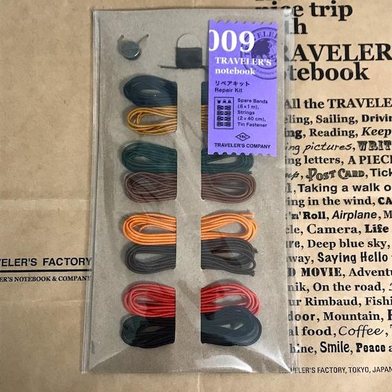 Repair Kit Refill 009 Midori Travelers Notebook