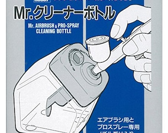 GSI Creos Airbrush  PS257 Mr. Cleaner Bottle Mr.Hobby from Japan Free Shipping