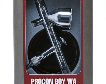 GSI Creos Airbrush  PS289 Procon BOY WA Platinum 0.3mm nozzle Double Action with 10cc Cup Mr.Hobby from Japan Free Shipping