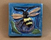 Bee Tile (4 x 4 inch aprox)