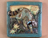 Racoon Tile (6 x 6 inch aprox)