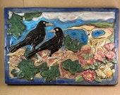 North Shore Crows (12.25 x 8.25 inch aprox)
