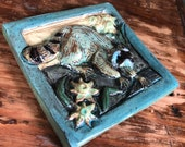 Raccoon Tile (6 x 6 inch ...