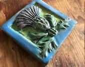 Thistle Tile (4 x 4 inch ...