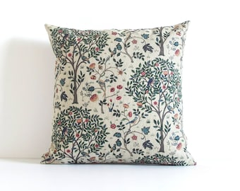 Orchard Wilderness Pillow Cover, Pillow Covers, Throw Pillow Cover, Cushion Cover, Decorative Pillow Cover, Cushion Cover, Sofa Pillow cover