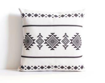 Aztec Pillow Cover, Bohemia Pattern Pillow Cover, Pillow Covers, Throw Pillow, Boho Cushion Cover, Decorative Pillow Cover