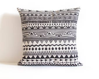 Aztec Throw Pillow Cover,Bohemia Pattern Pillow Cover, Pillow Covers, Throw Pillow, Boho Cushion Cover, Decorative Pillow Cover