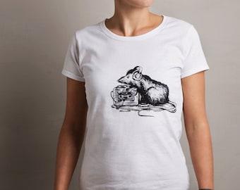 Kromakò MOUSE Handmade Silkscreen T-shirts