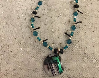 Crevasse Necklace