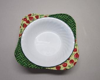 Microwave Bowl Cozy - Bowl Cozy - Microwave Potholder