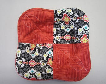 Microwave Bowl Cozy - Set of 2 Microwave Bowl Cozies - Microwave Potholder