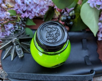 Yennefer of Vengerberg's Lilac & Gooseberry Glamarye, Witcher, Yennefer Inspired Perfume, Creme Perfume, Cosplay, Wiedźmin, Gift