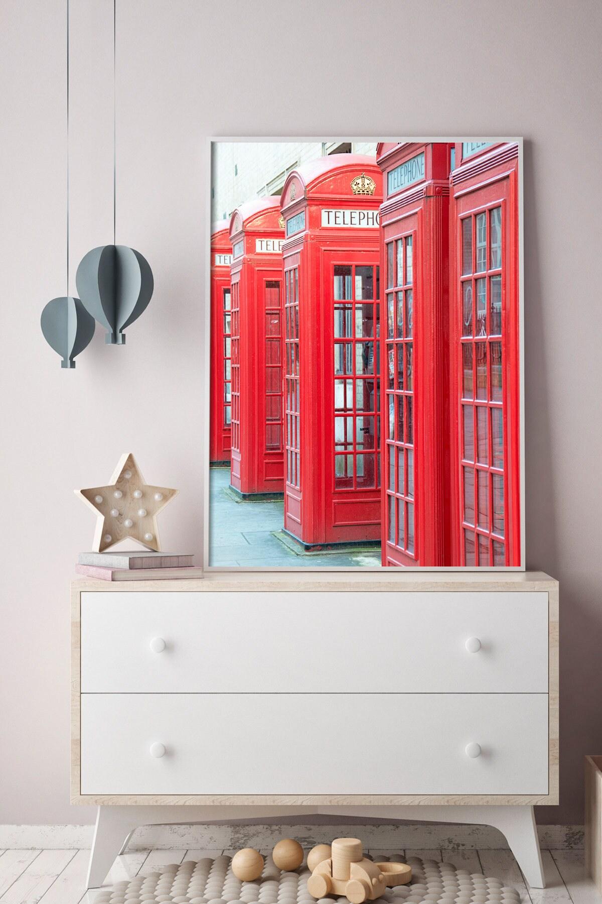 London England Travel Themed Art Moving Away Gift Travel