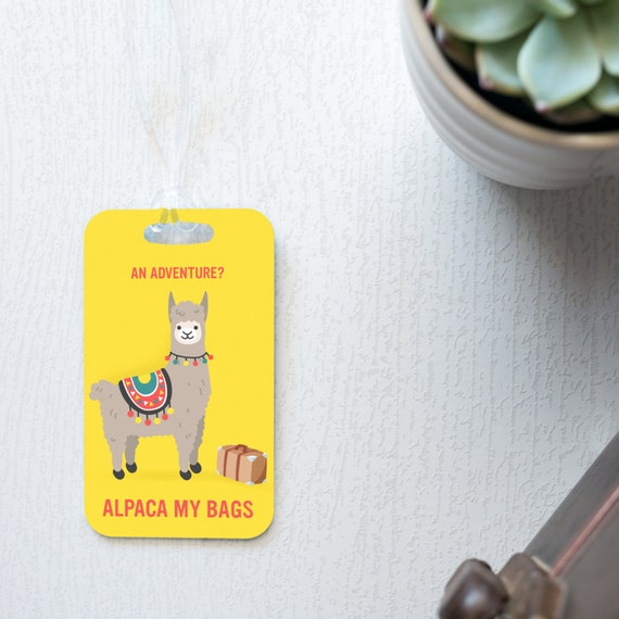 Dog CAT Friends Puppy Kitten Cute Kitty Luggage Tag Label Travel Bag Label With Privacy Cover Luggage Tag Leather Personalized Suitcase Tag Travel Accessories