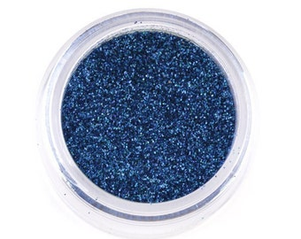 Sapphire Blue CK Products Disco Glitter Dust - Non-Toxic Glitter