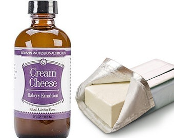 LorAnn Cream Cheese Emulsion 4oz