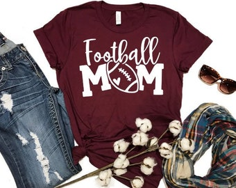 a148d635 Football Mom Shirt / Its Football Yall Shirt / Mom Football Shirt / Sports Mom  Shirt / Football Shirt / Sports Mom / Football Mom Tee