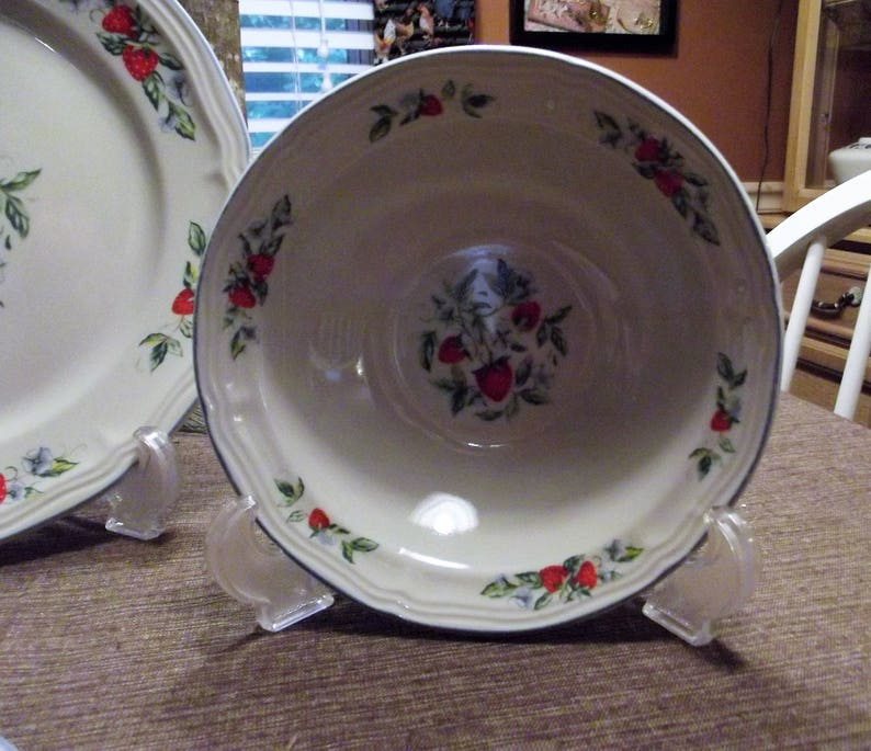 20 Piece Set Tabletops Unlimited *-* SUSANA *-* 4 Place Setting