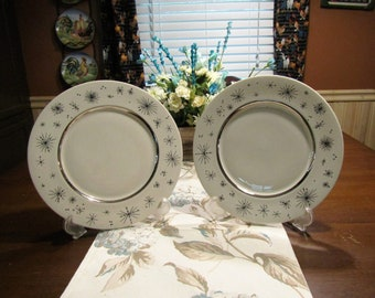 Fine Arts *-* ROMANCE of the STARS *-* Dinner Plates, 2 Piece Set or Individual