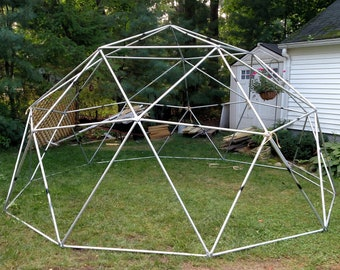 V2 Geodesic Hammock Dome