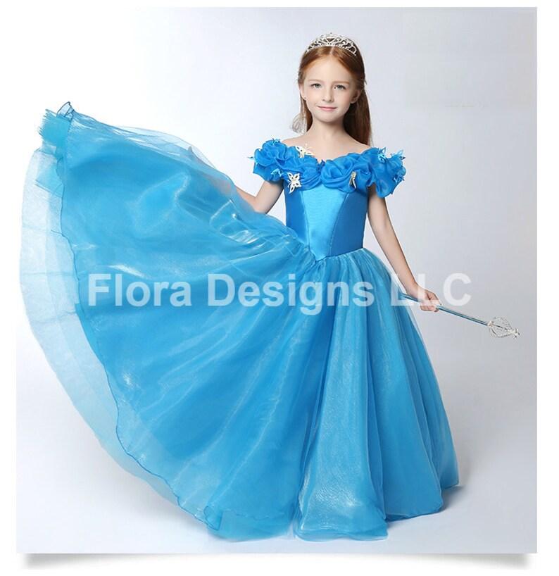 Cinderella Costume Cinderella Dress Cinderella Princess Dress | Etsy