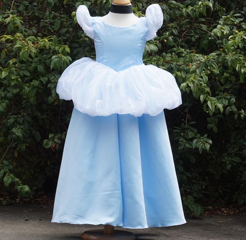 1e14f25b2d Kopciuszek sukienka Kopciuszek Księżniczka Kopciuszek Dress