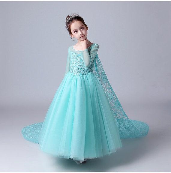 Elsa dress elsa costume toddler Disney princess Frozen Elsa | Etsy