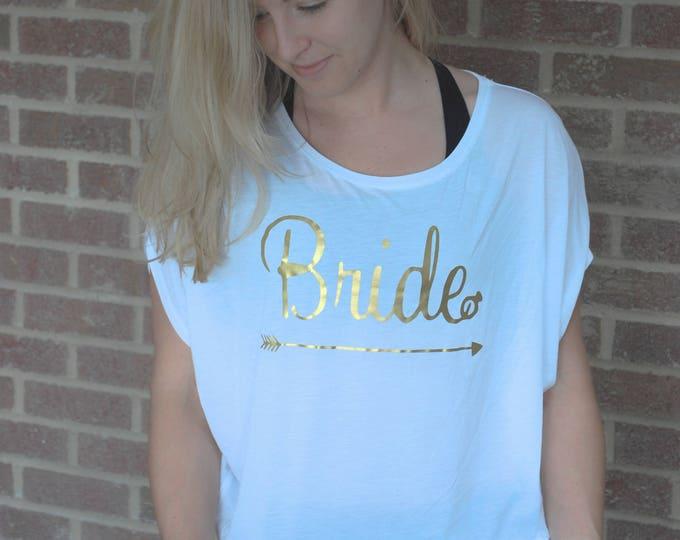 Featured listing image: Bride scoop tee