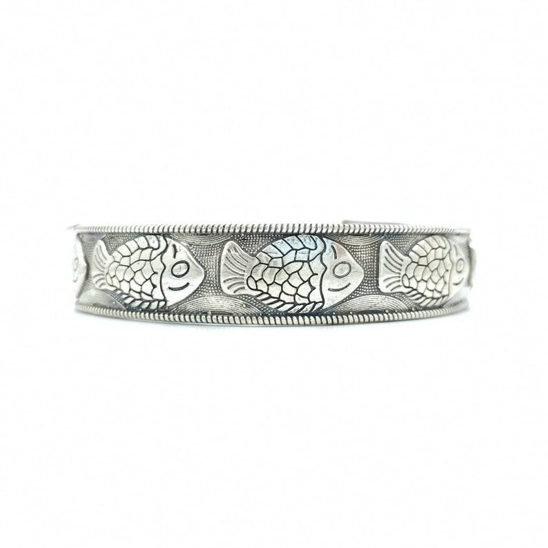 Open end Sterling Silver Kadabangle Traditional Indian jewellery Contemporary jewels