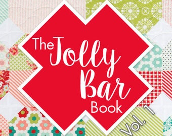 The Jolly Bar Book Vol. 1 by It's Sew Emma