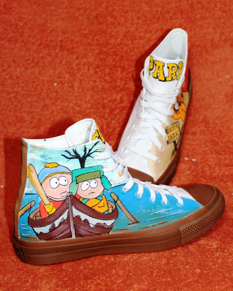 Converse all star personalizzate South Park Nq8CWMYu