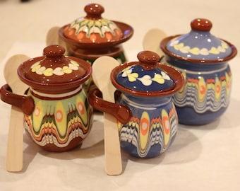 Bulgarian Honey Pot