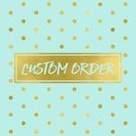 Custom Listing For Patricia M