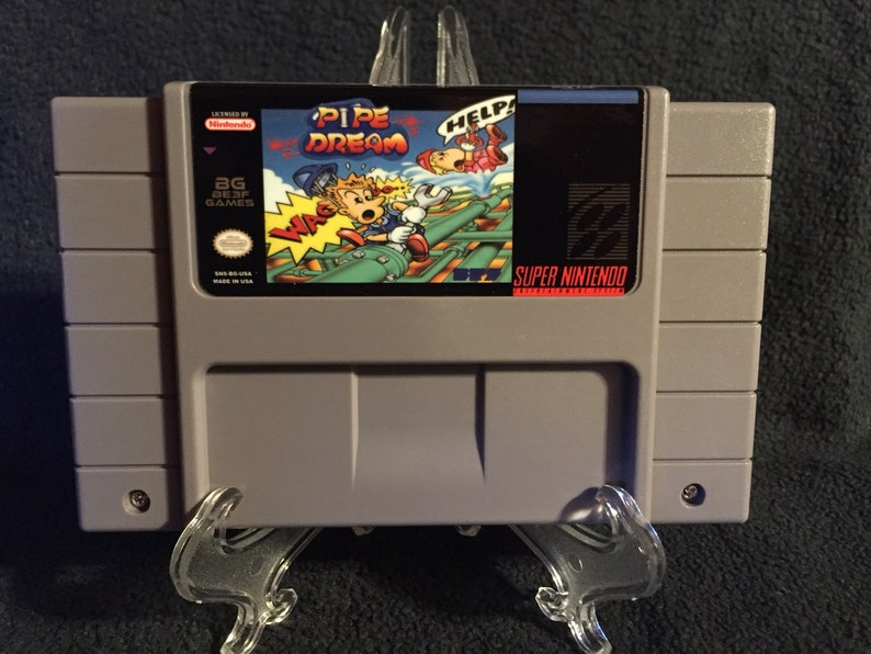pipe dream snes