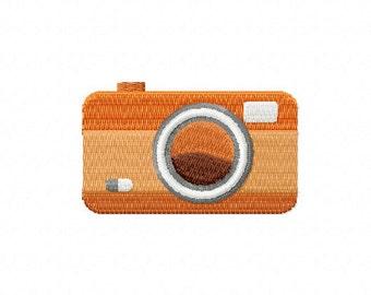 Camera applique design camera embroidery design vacation etsy