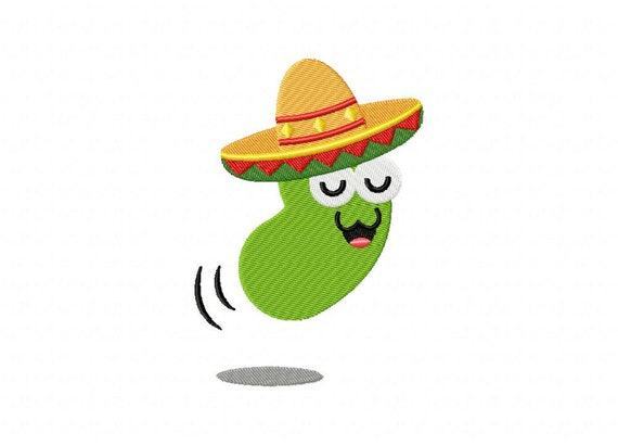 Mexican jumping bean sombrero